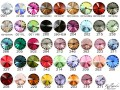 SWAROVSKI ELEMENTS 1122 Rivoli 8mm (SS39)