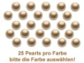 Swarovski 5810 - 3mm - 25 Pearls