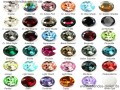 Swarovski Elements 4127 Cabochon - 30mm x 22mm